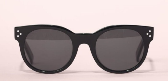 Celine audrey small sunglasses