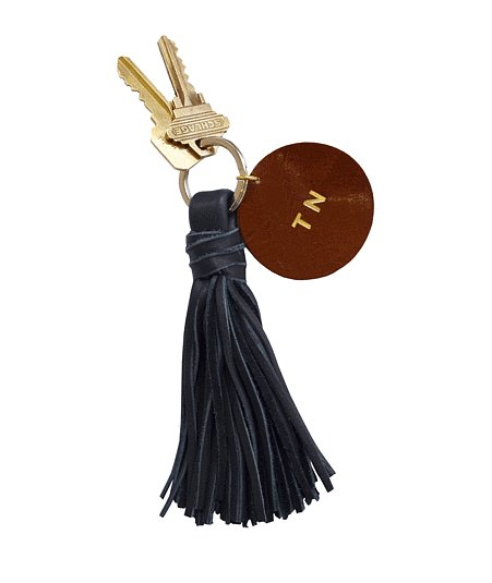 sweet-option-wont-break-bank-try-Clare-Vivier-tassel-keychain-60-personalization-disc-ready-customizing
